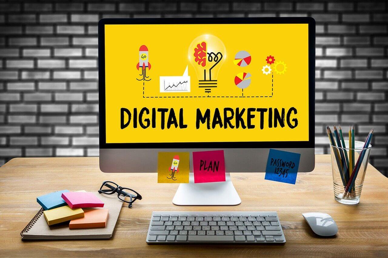 Digital marketing agency in London
